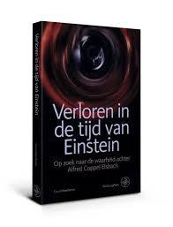 boekpresentatie Verloren in de tijd van Einstein